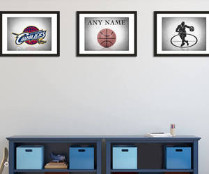 etsy, cleveland cavaliers, and LeBron James image