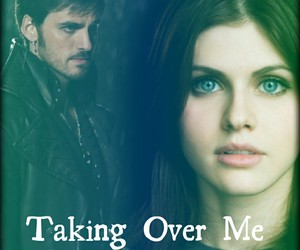killian jones, peter pan, and alexandra daddario image