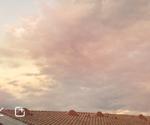 snapchat, clouds, and sky image