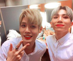 win, junyong, and bonkuk image