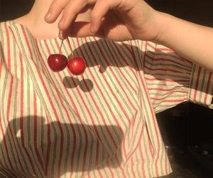 cherry, aesthetic, and alternative image
