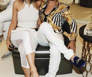 kylie jenner, scott disick, and kardashian image