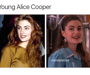 riverdale and alice cooper image