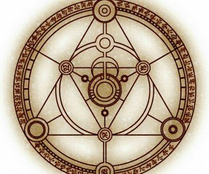 magic, symbol, and runas image