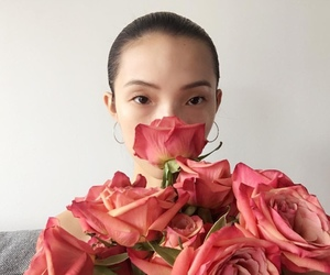 roses and xiao wen ju image