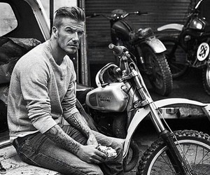 sexy, David Beckham, and man image