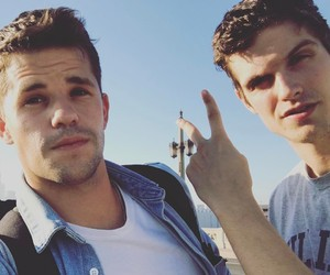 teen wolf, max carver, and daniel sharman image