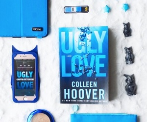 books, ugly love, and colleen hoover image