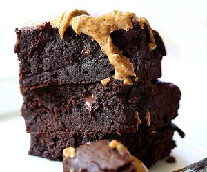 almond, maple, and brownies image
