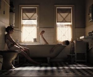 bath, film, and movie image