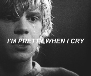 b&w, boys, and cry image