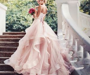 dress, wedding dress, and wedding dress cheap image