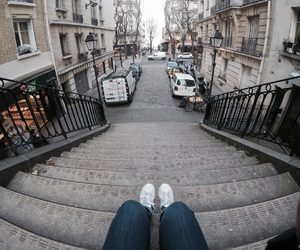travel, love, and parís image