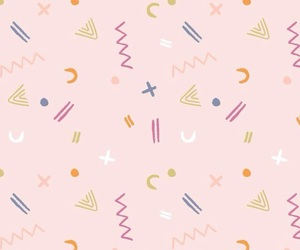 wallpaper, pink, and cute image