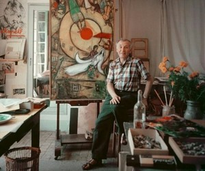 marc chagall, art, and goals image