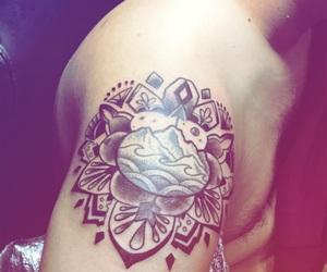 tattoo, tatuaje, and hombro tatuado image