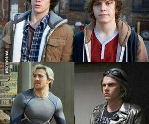 Avengers, Marvel, and aaron taylor johnson image