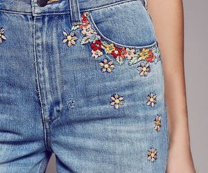 chic, details, and flowers image