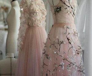 dior, dress, and fashion image