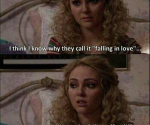 love, the carrie diaries, and quote image