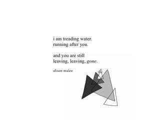 broken, heartbreak, and quotes image