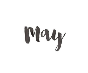 may, spring, and quotes image
