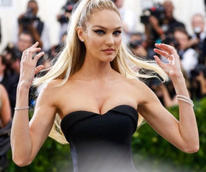 candice swanepoel, model, and dress image