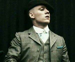 Shelby, joe cole, and peaky blinders image