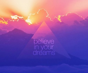 Dream, wallpaper, and believe image