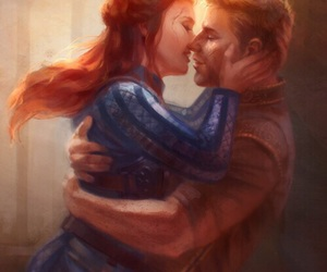 dragon age and alistair image