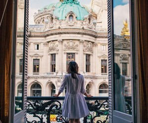 architecture, view, and france image