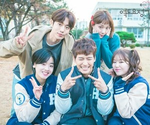 weightlifting fairy and kdrama image