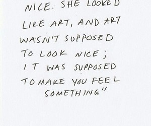 art, quotes, and something image