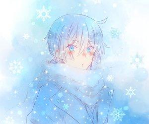 anime, boy, and vanitas no carte image