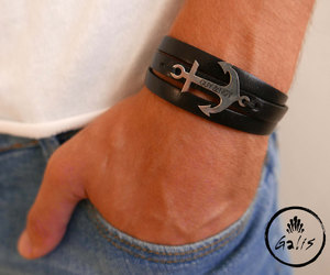 anniversary gift, gift for men, and men jewelry image