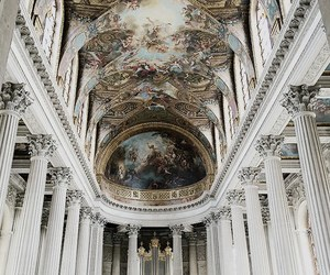 art, versailles, and architecture image
