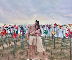 couple, icon, and korea image