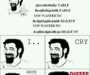 system of a down, chop suey, and soad image