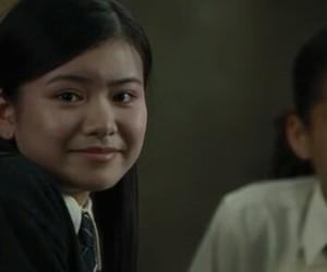 katie leung, cho chang, and film image