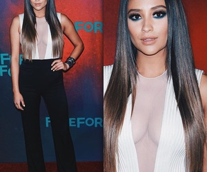 hair and shay mitchell image