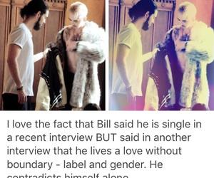 bill, kaulitz, and Tom image