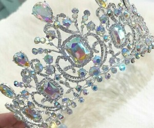 crown, beauty, and luxury image