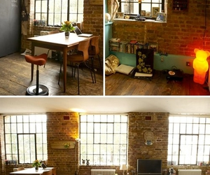 dreamy places, loft, and stone image