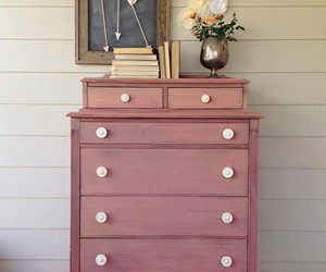 Bureau, farmhouse, and dresser image