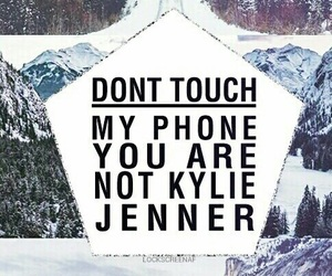 wallpaper and kylie jenner image