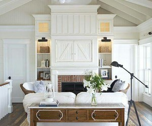 home decor, living room, and country living image