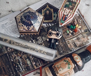 chocolate, harrypotter, and jelly image
