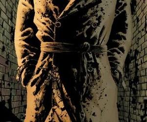 comic, DC, and rorschach image