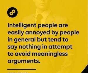 9gag, intelligence, and quotes image