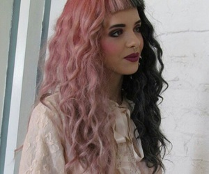 melanie martinez, cry baby, and hair image
